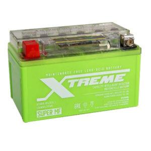 Мото аккумулятор Xtreme UTX8A(YTX7A)-BS iGEL (8Ah)