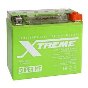 Мото аккумулятор Xtreme YT20L-4 iGEL (20Ah) обр