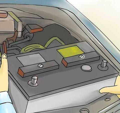 Нужно ли в мороз снимать аккумулятор?